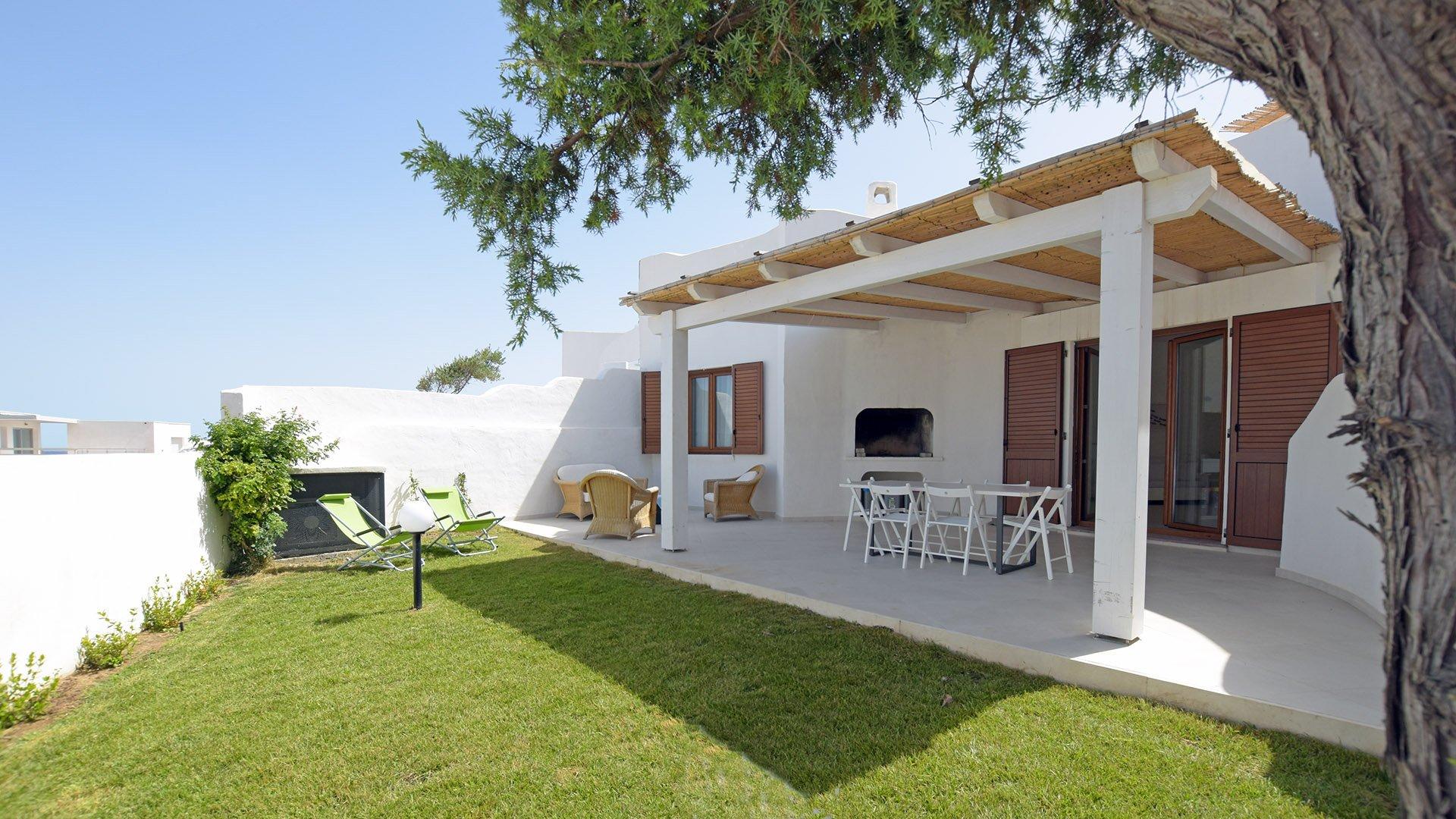 Splendida villa in affitto a Valledoria, a soli 150 mt dalla spiaggia