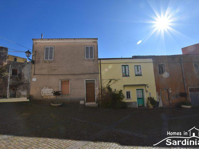 Casa di paese in vendita a Sedini