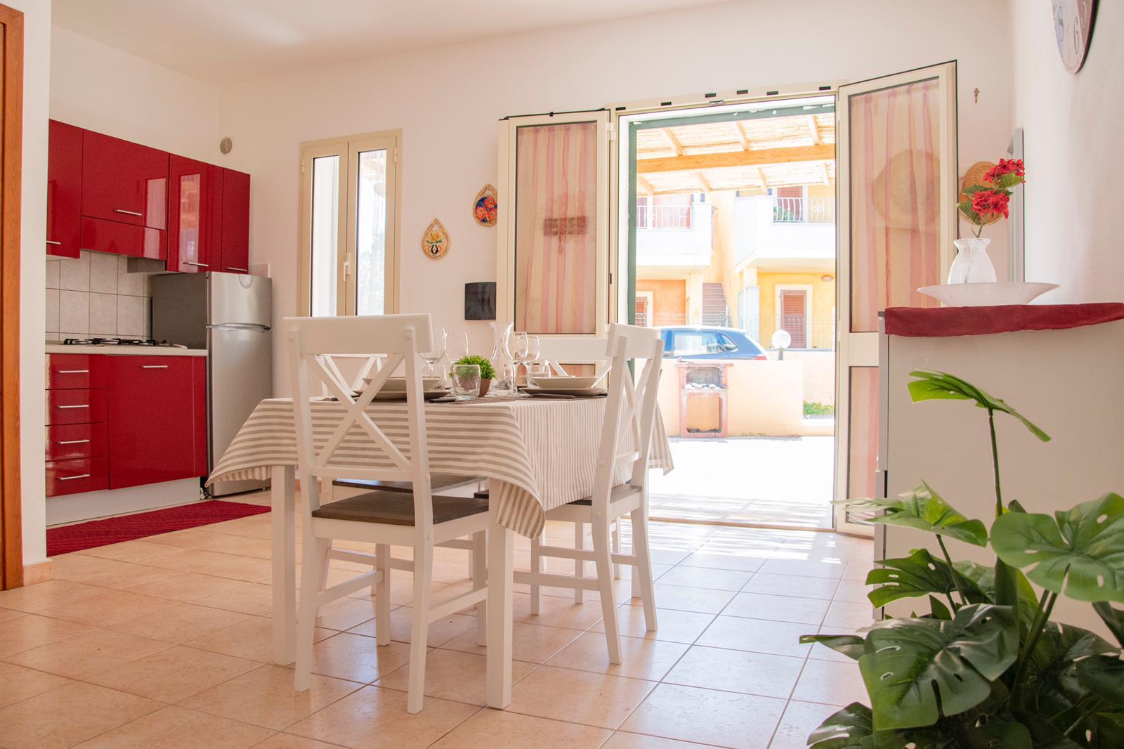 La Ciaccia Red Apartment, l'appartamento per le tue vacanze in Sardegna