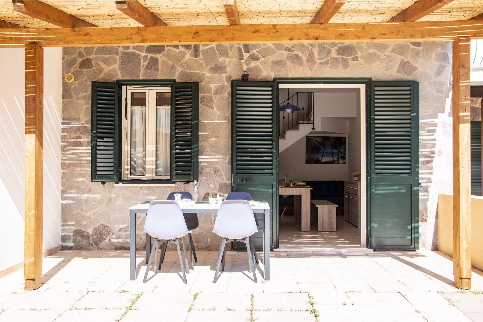 La Ciaccia Blue Apartment, appartamento vacanza in Sardegna a pochi metri dal mare