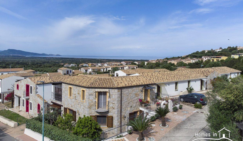 Sardegna villa in vendita a Badesi BDI-J-1