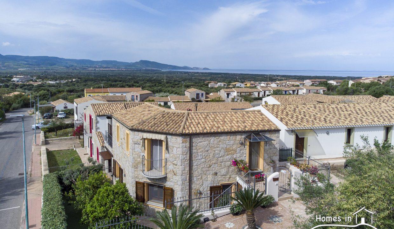 Sardegna villa in vendita a Badesi BDI-J-5