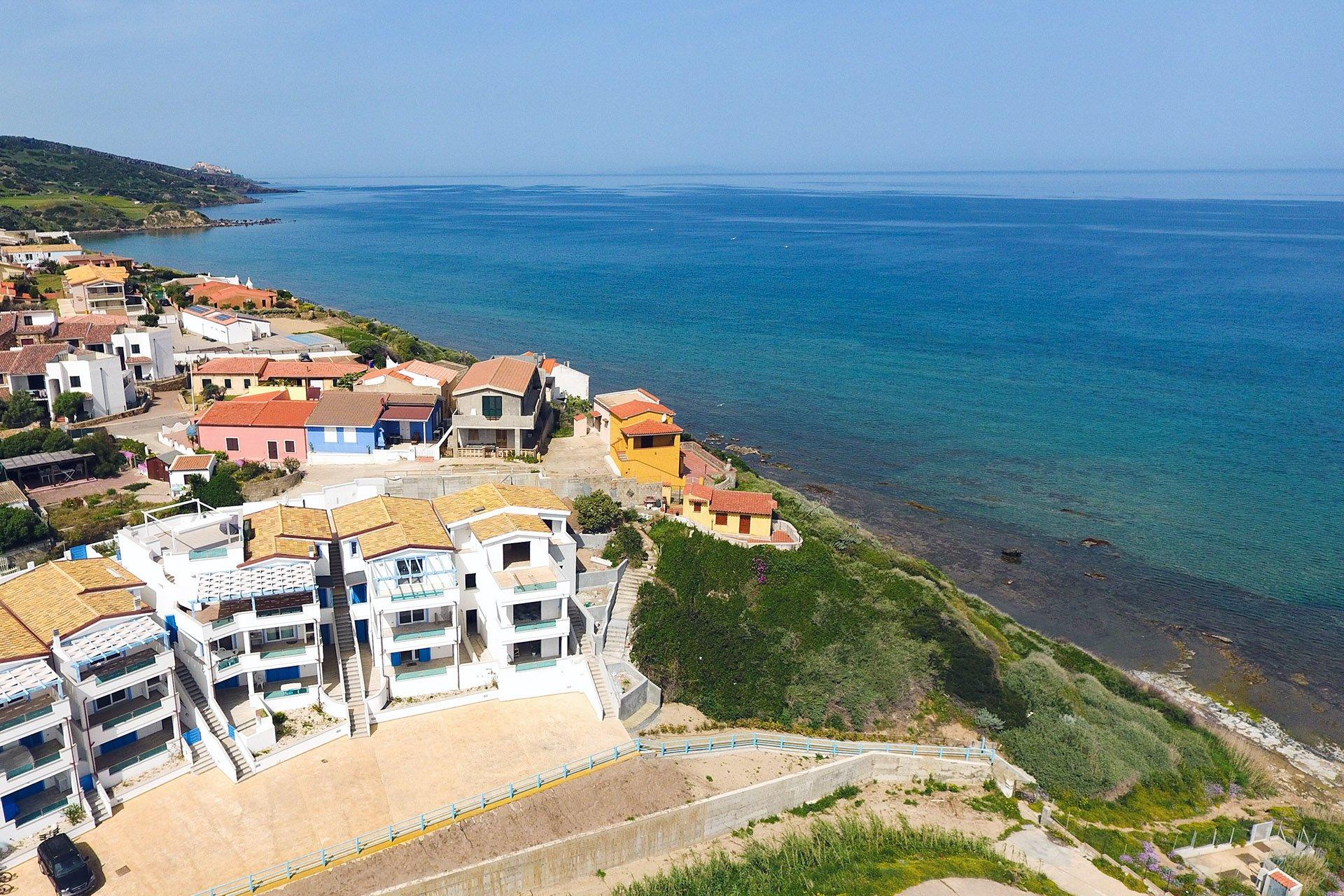 Appartamento in vendita a La Ciaccia, relax a soli 50 metri dal mare